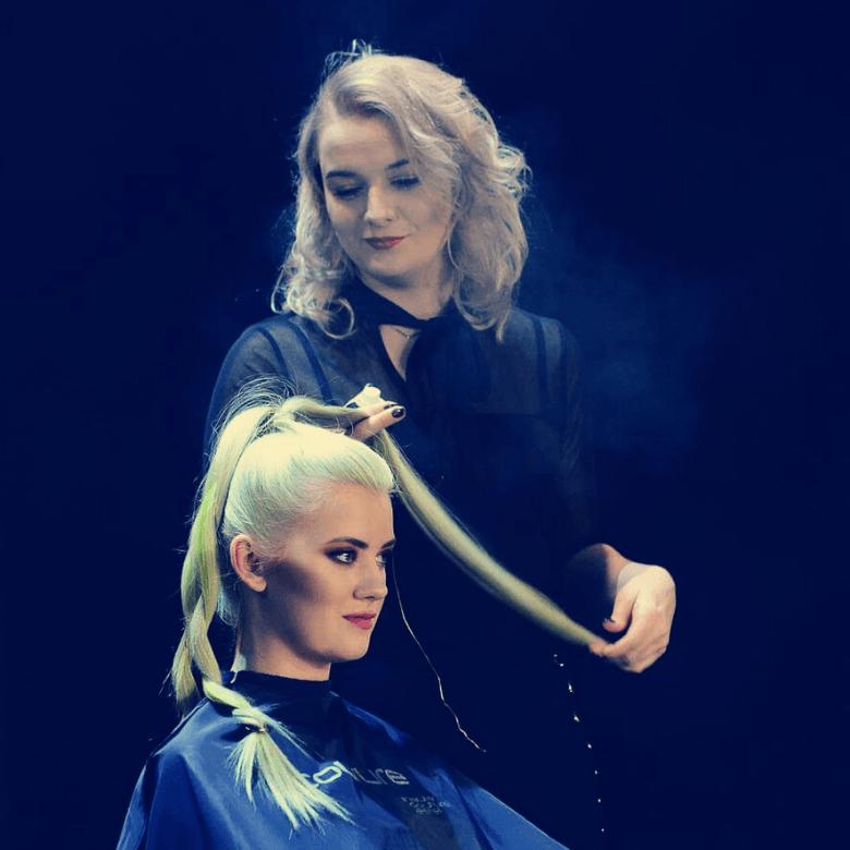 Fryzjer Pszczyna Michalina Fuchs Estel Show Studio Milion